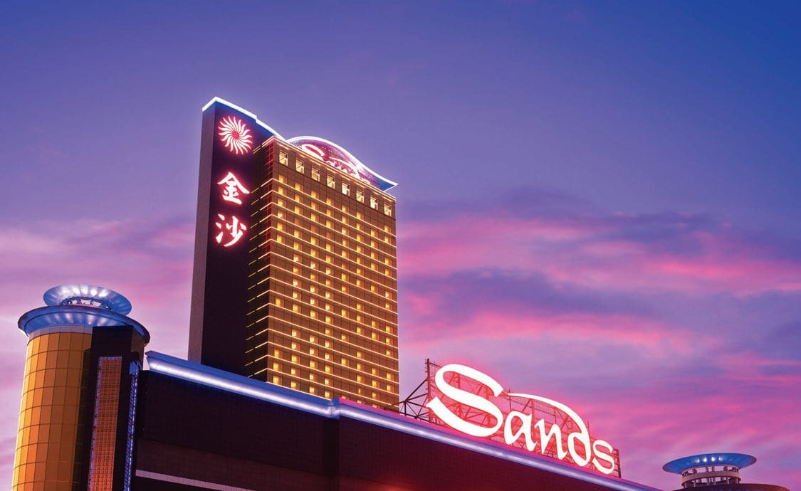 Image result for sands macau